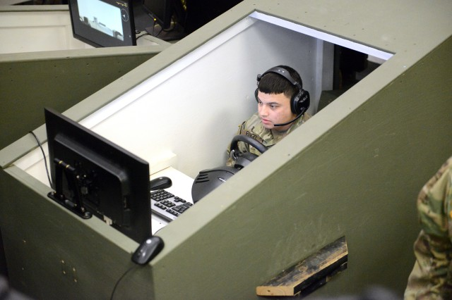 Stryker teams proving value of simulation   Article   The ...