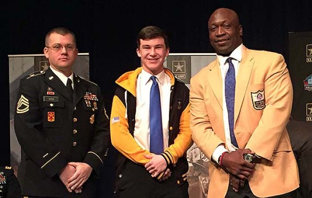 Army, Football Hall of Fame program announces first high school finalist