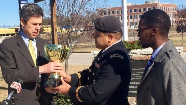 Outreach program brings Army, community together, boosts enlistments