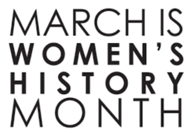 LMP Women's History Month