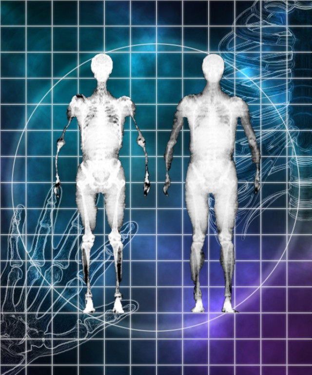 USARIEM develops virtual X-rays of anatomic avatars