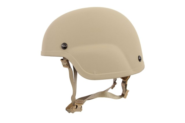 The Advanced Combat Helmet Generation II looks almost identical to the ACH Soldiers have been wearing for 15 years, but it weighs 9 ounces to almost a pound less than the legacy helmet. The new helmet is made from ultra-high-molecular-weight polyethylene, a lighter material than Kevlar, but reportedly just as strong.