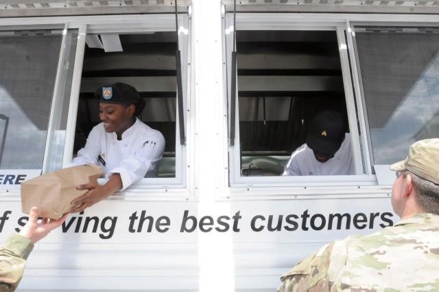 Fort Stewart kicks off Army Food Truck Program