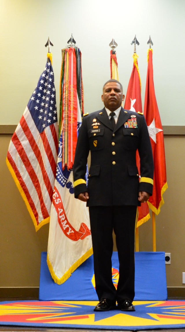 Fort Hood's Newest General