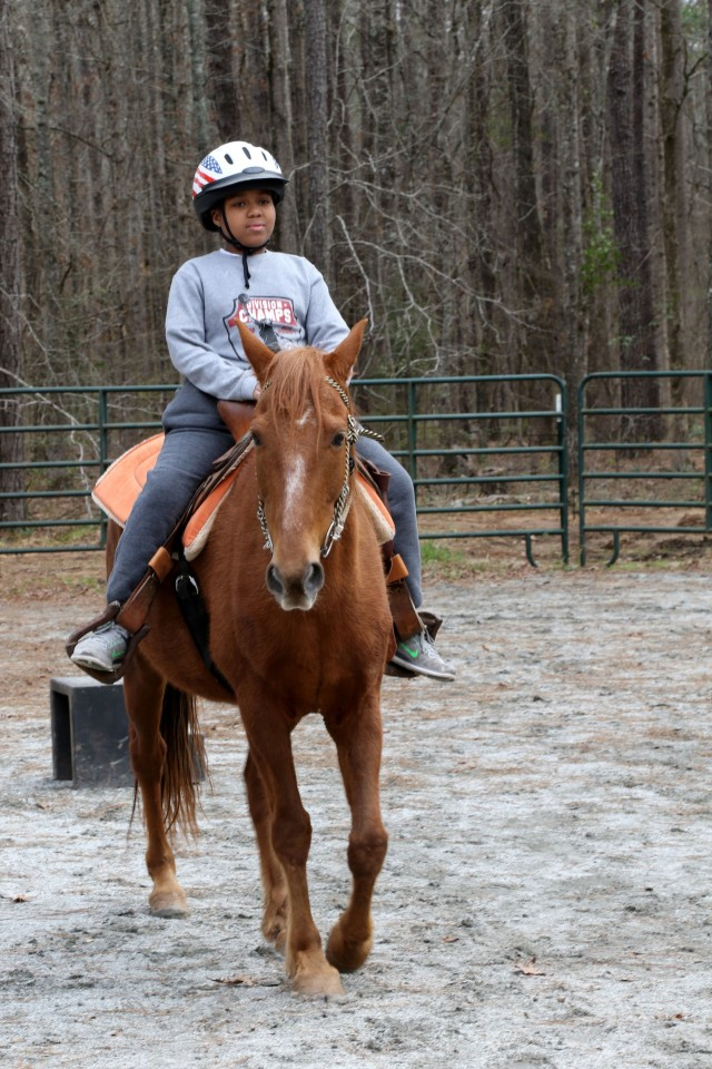 Learning to ride, find peace