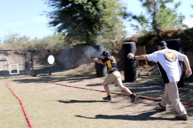 Marksmanship Skills on the Move