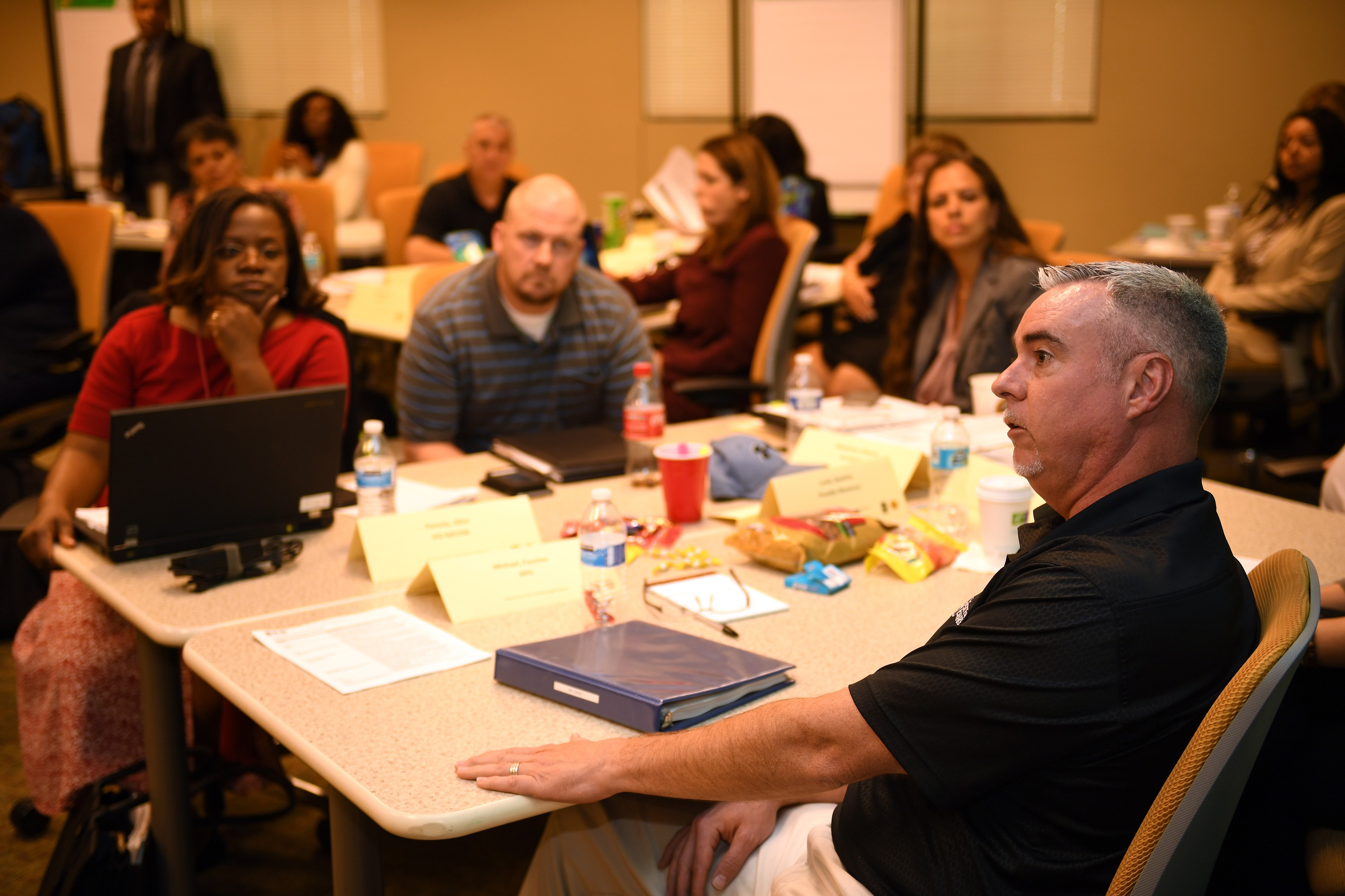 army housing professionals teach peers residential communities