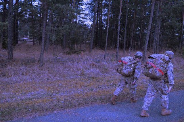 NCOs should prepare Soldiers prior to EFMB testing | NCO ...