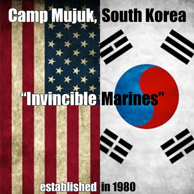 Camp Mujuk: MCIPAC strategic platform