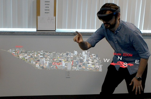 NSRDEC Augmented Reality Research