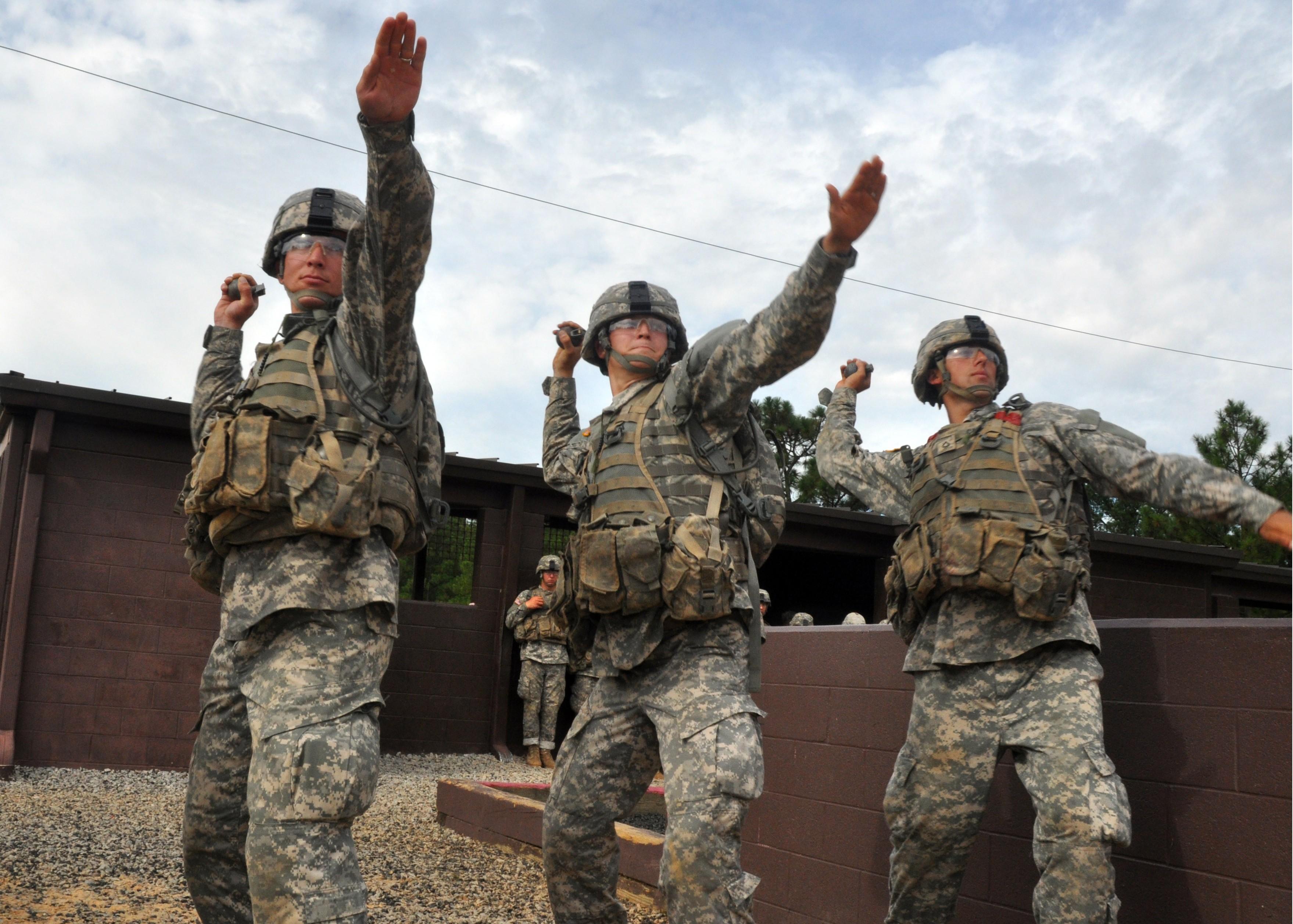 Military training Nude Photos 50