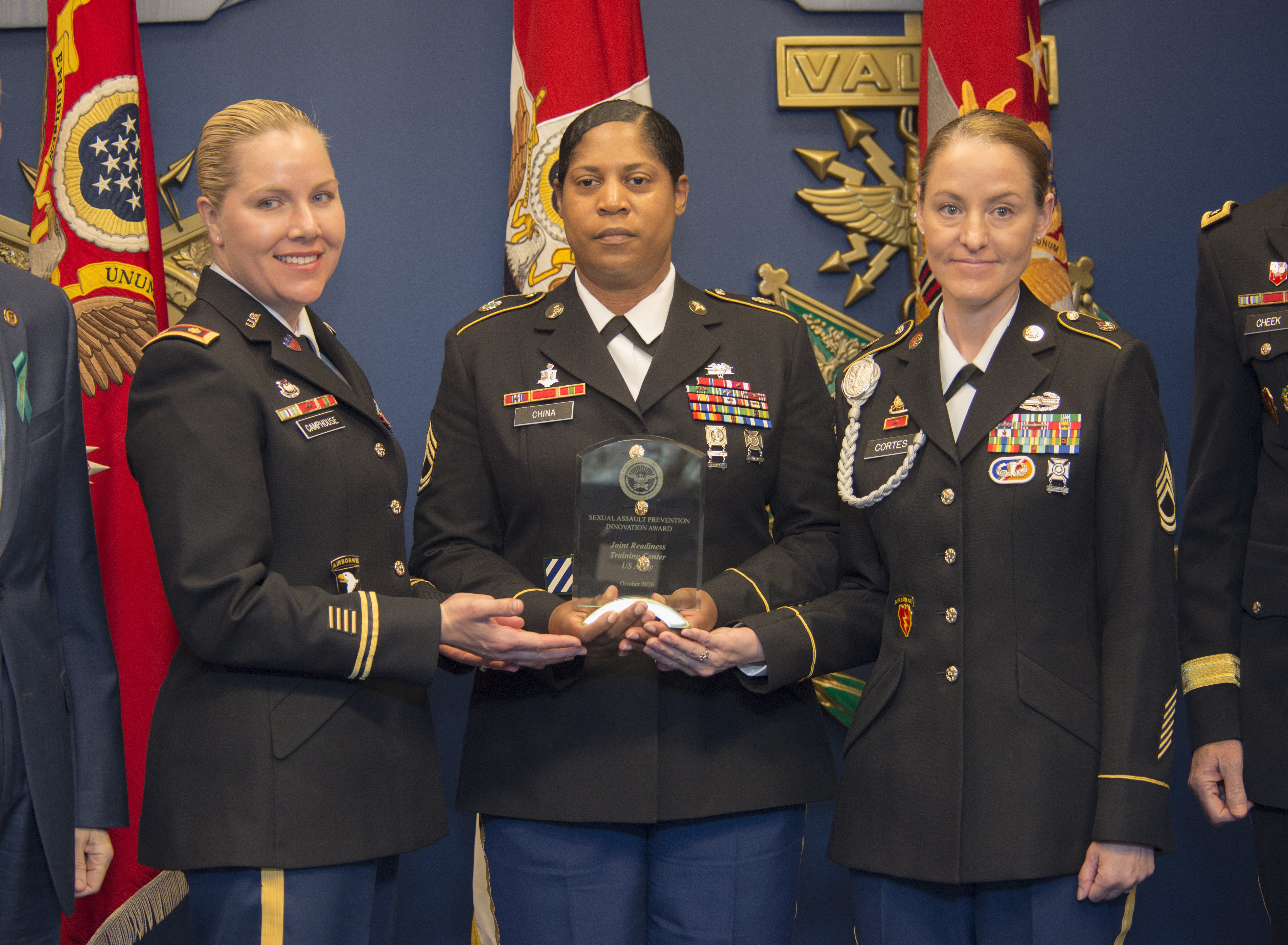 Army sexual harassment training online
