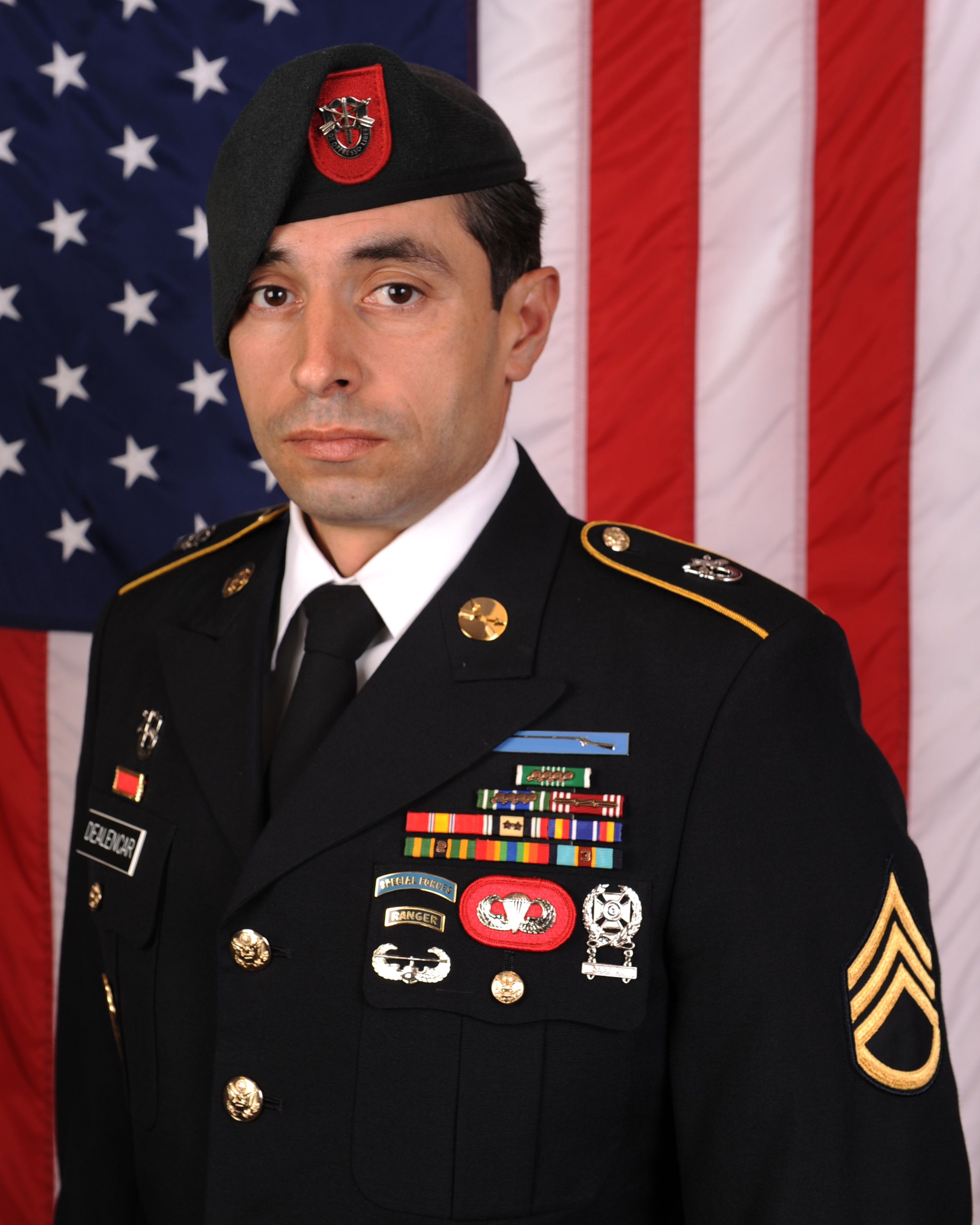 Special Forces Soldier Dies In Combat Related Incident