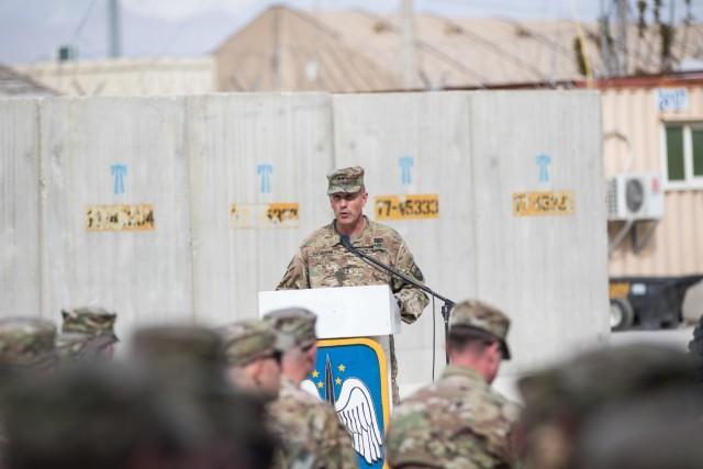 Maj. Gen. Thomson Speaks