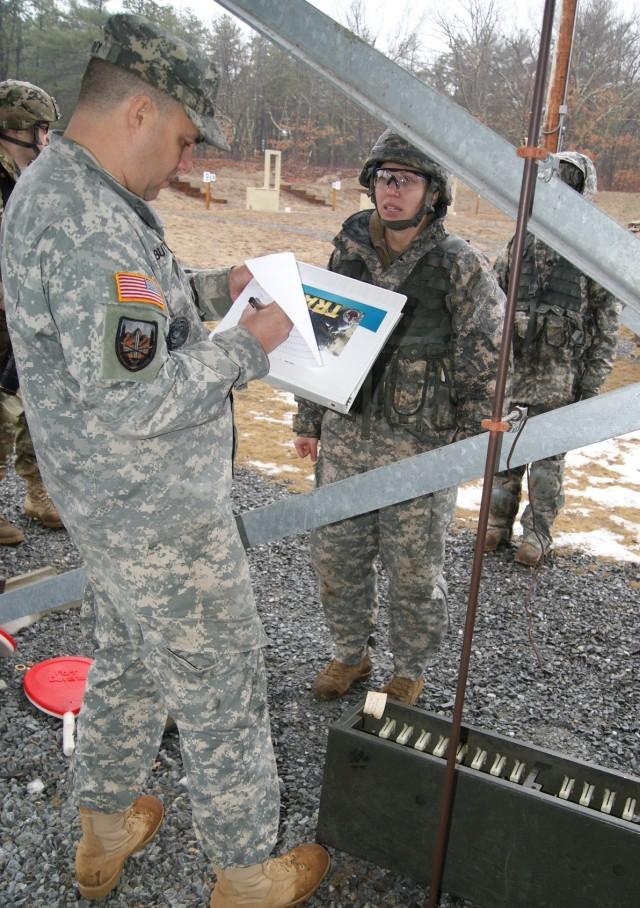 9mm Weapons Scoring