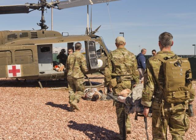 Special Operations Medics Refine Tactical Combat Casualty Care