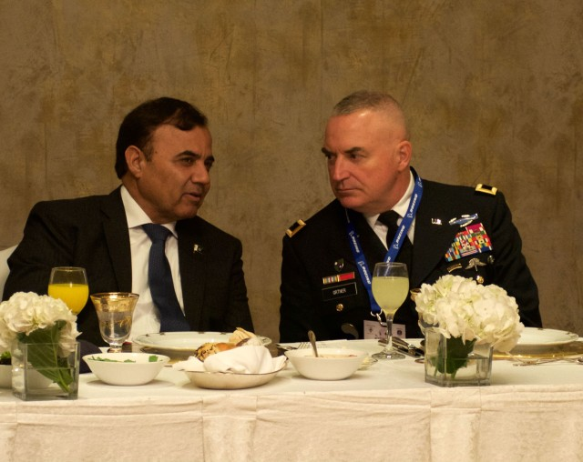 29th Infantry Division participates in Kuwait International Air Power and Defense Symposium