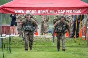 Engineer Regimental Week kicks off with Best Sapper Competition