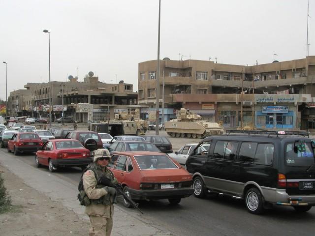 Sadr City then