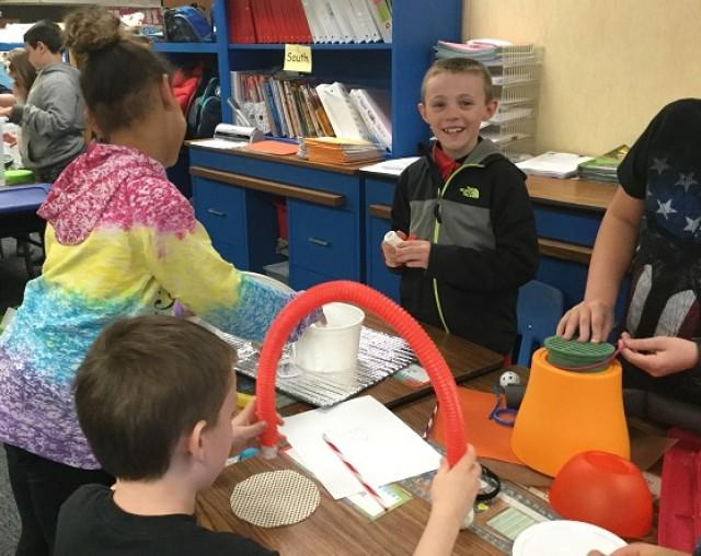 STEM makes kids Superstars