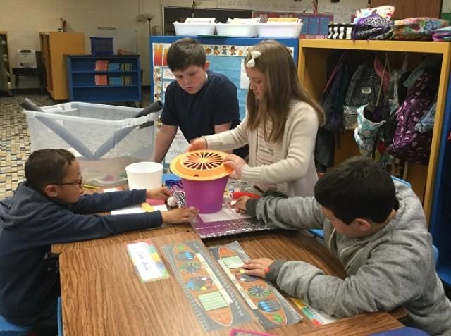 STEM program makes kids Superstars