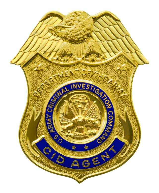 U.S. Army CID Badge