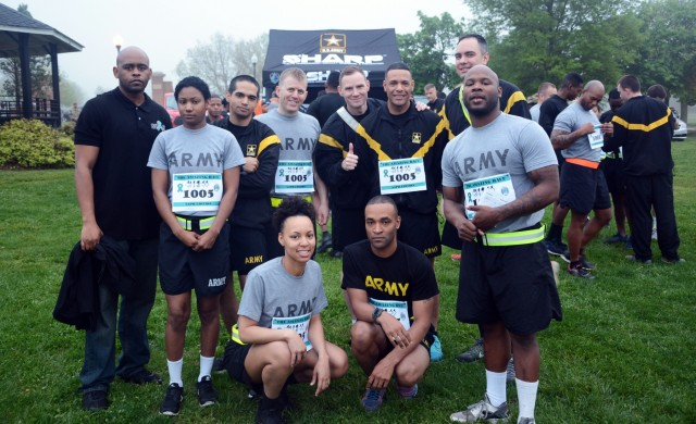 SHARP Amazing Race put the sexual assault prevention knowledge of 704th MI to the test