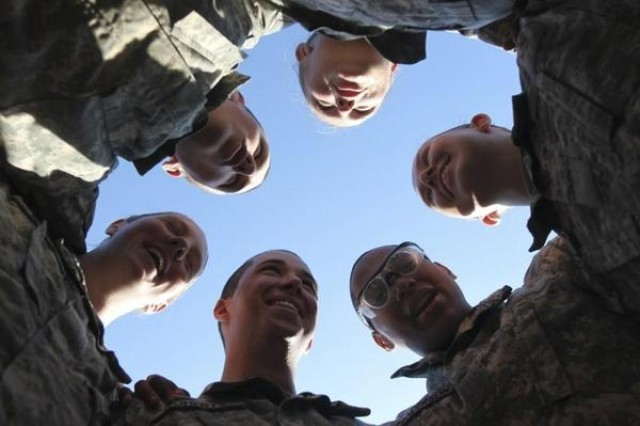 Being supportive of your fellow service members can improve their mental health and can increase the chances they'll seek mental health help if needed.