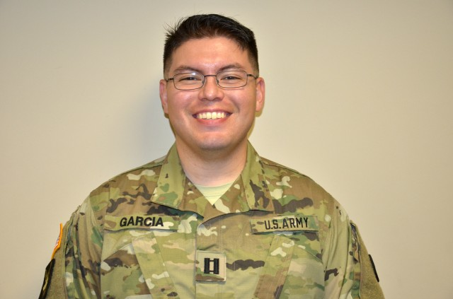Meet Your Army: 597th captain continues family tradition of service