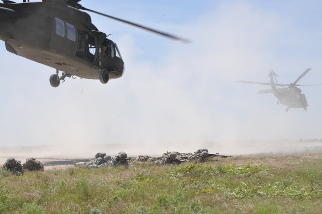 13th Expeditionary Sustainment Command Hosts Unit Ministry Team Security Training