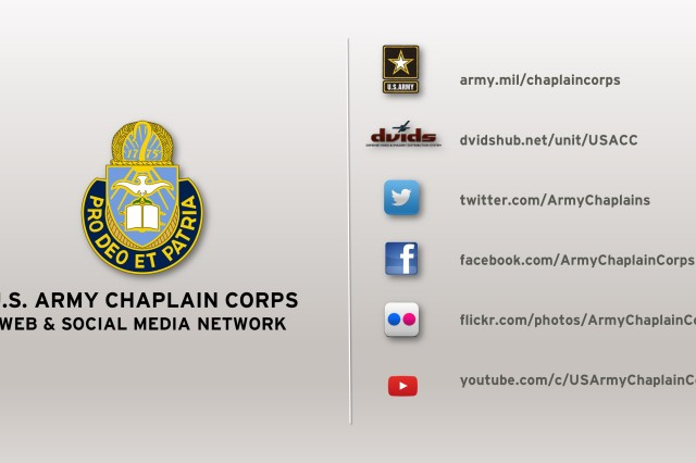 U.S. Army Chaplain Corps Web & Social Media Network