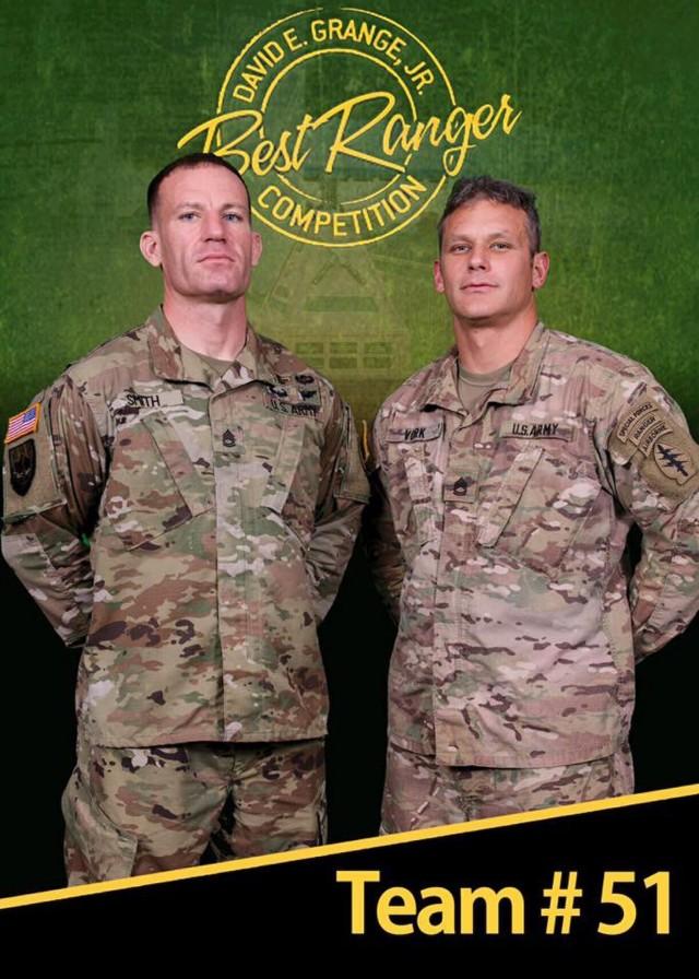 NY National Guard NC) competes at Best Ranger