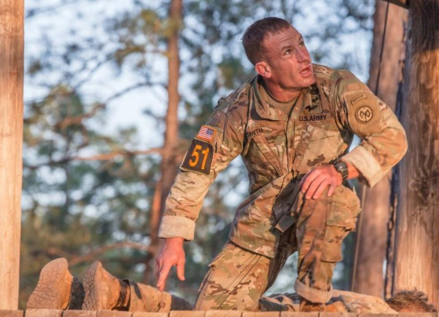 NY National Guard NCO competes in Best Ranger