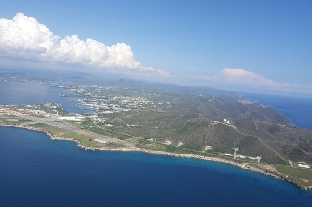 Naval Station Guantanamo Bay Cuba (NSGB) - The Pearl of the Antilles.