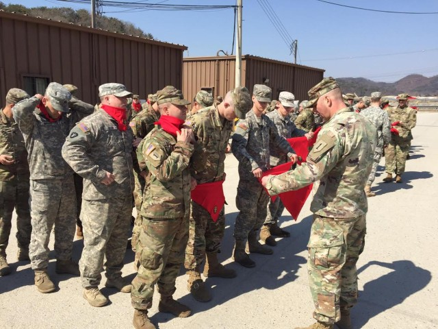 Spirit of first Bandido commander lives on in Big Red One company