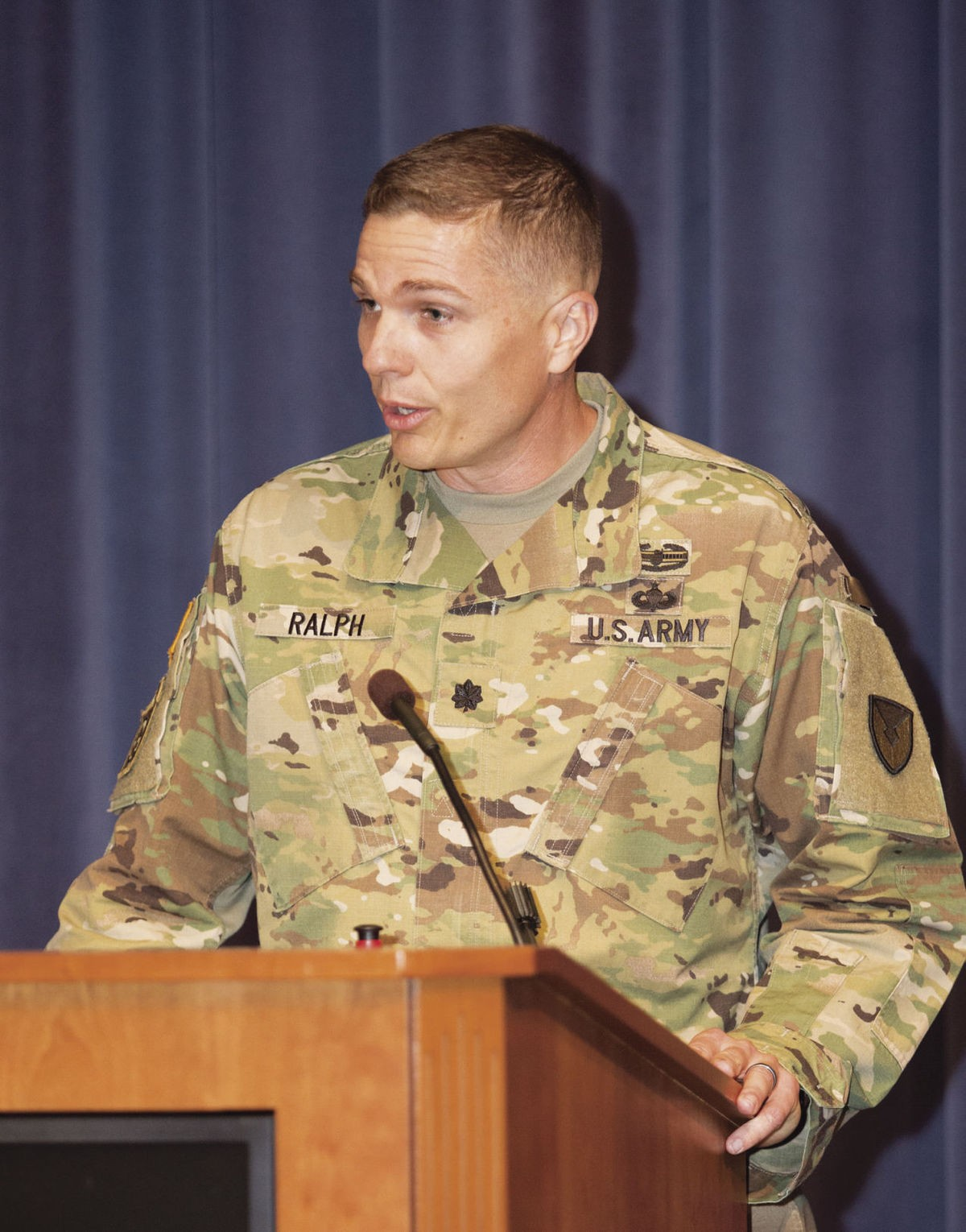 Micc Fort Belvoir Welcomes New Leader Article The