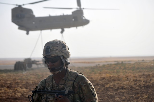air assault unit brings new perspective to network modernization rh army mil Army Gunnery Humvee Army Gunnery Tables