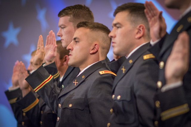 Army officer oath of office