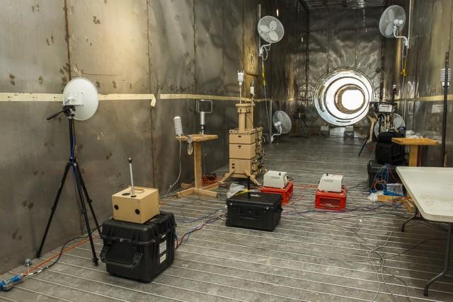 Agent detectors await release of simulant