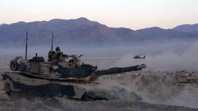 Commanders expect contractors to deliver capability, say leaders