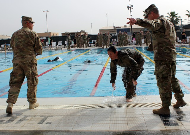 29th Infantry Division Soldiers Earn Coveted German Award