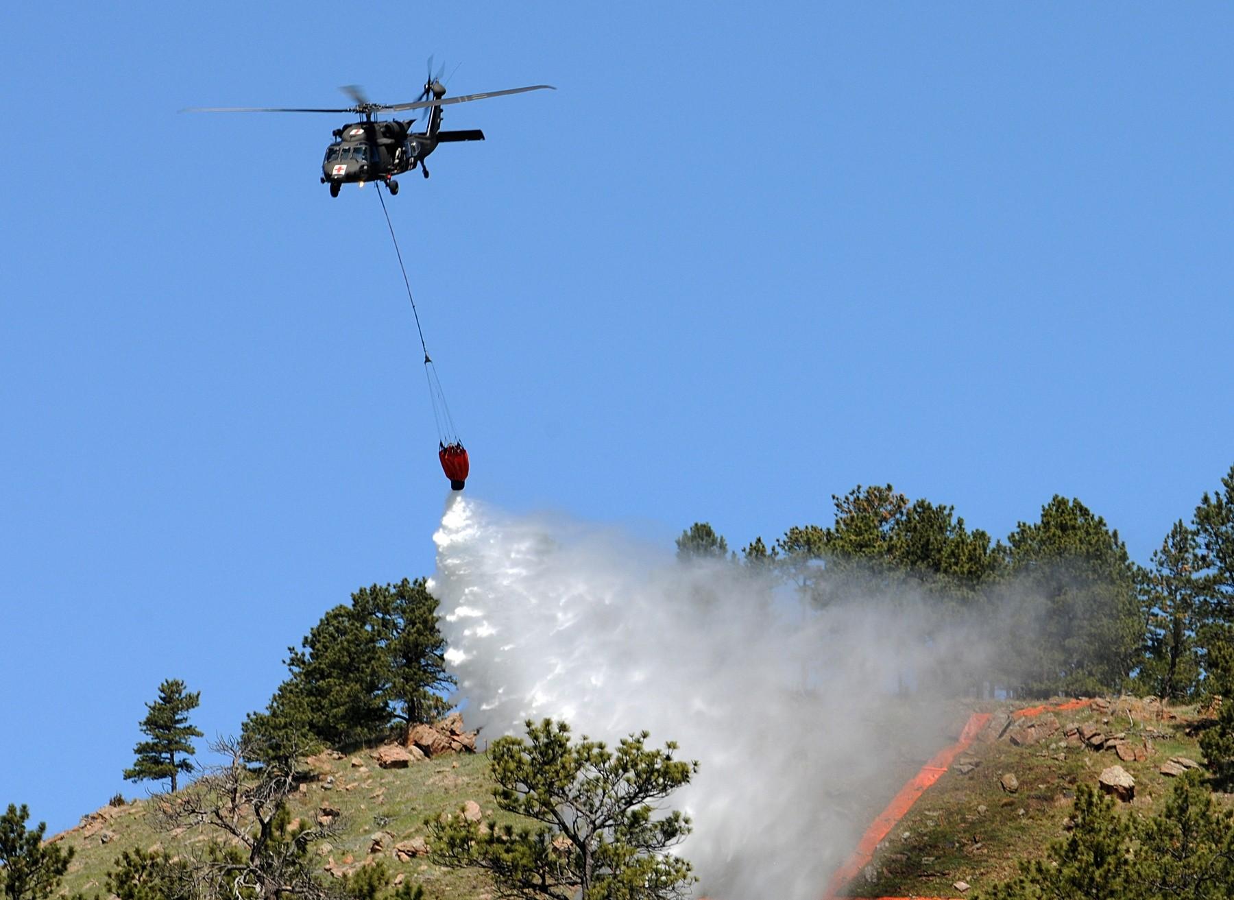 South Dakota National Guard aviators prepare for upcoming
