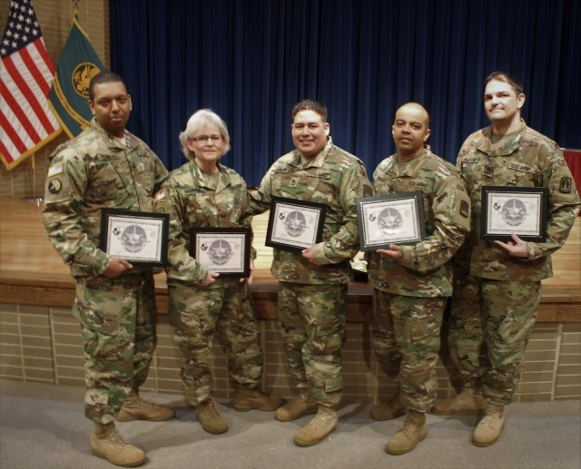 Army Reserve cyber unit networks new opportunity for training Soldiers