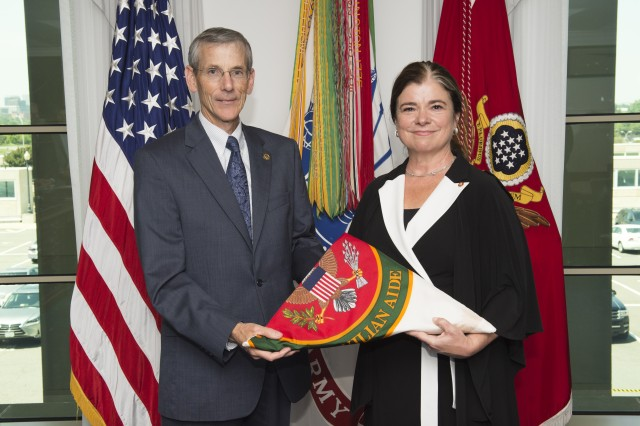 Arizona business leader invested as new Civilian Aide to the Secretary of the Army