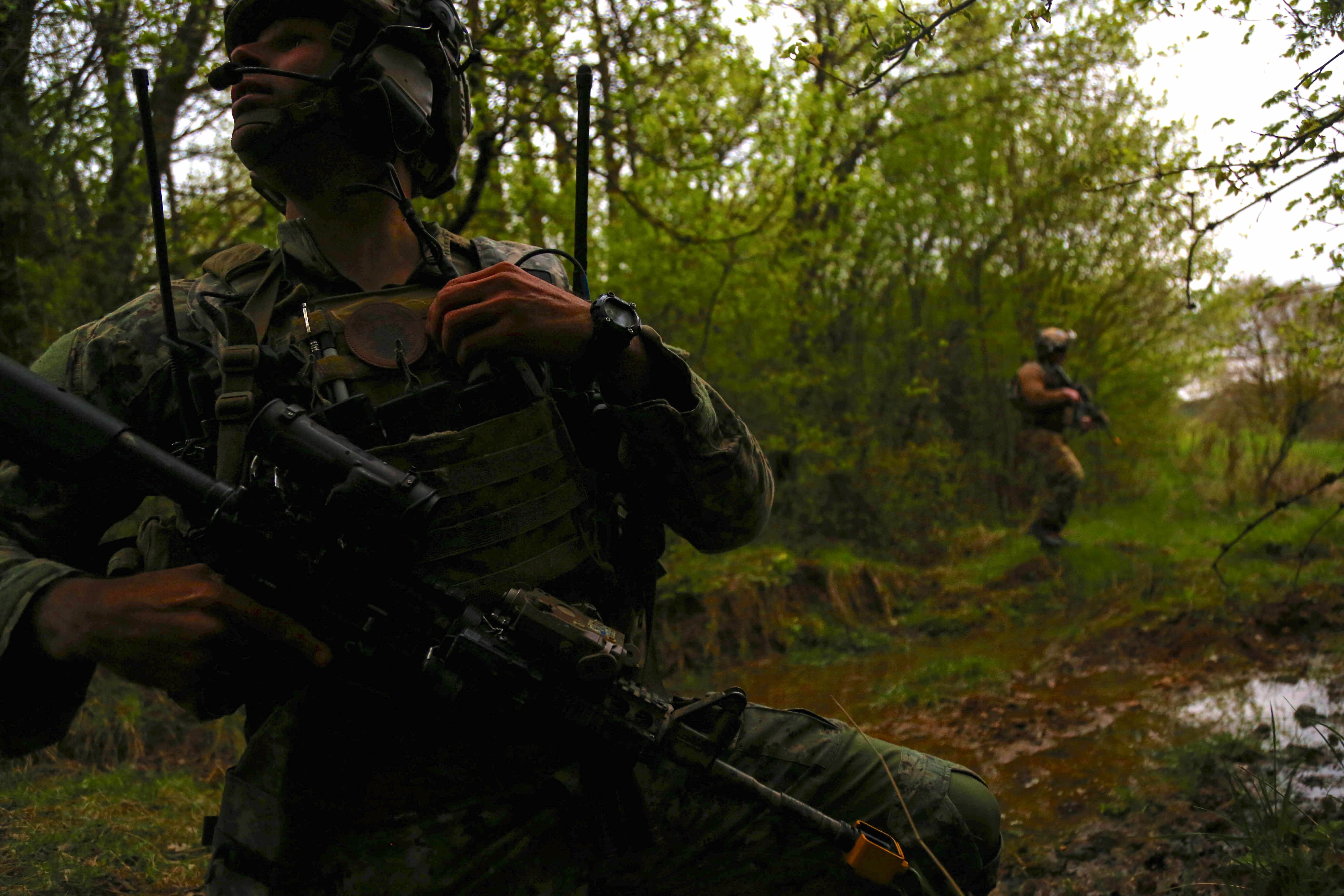 Conventional and special forces partner to prepare for