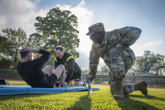Soldiers across the country complete the Army Physical Fitness Test every six months to assess their muscular strength, endurance and cardiovascular respiratory fitness