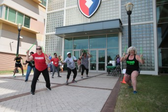 AMC, USASAC host first-ever combined Safety, Wellness Day