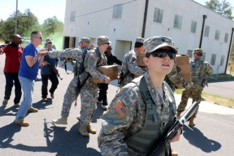 Exercise enhances Legal Command's readiness