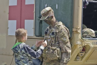 Local festival strengthens relationships during Operation Atlantic Resolve