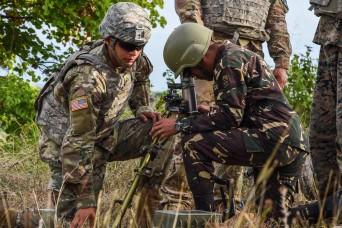 US, Philippine forces 'shoulder-to-shoulder' exercise strengthens interoperability